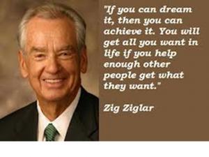 Ziglar quote help enough people